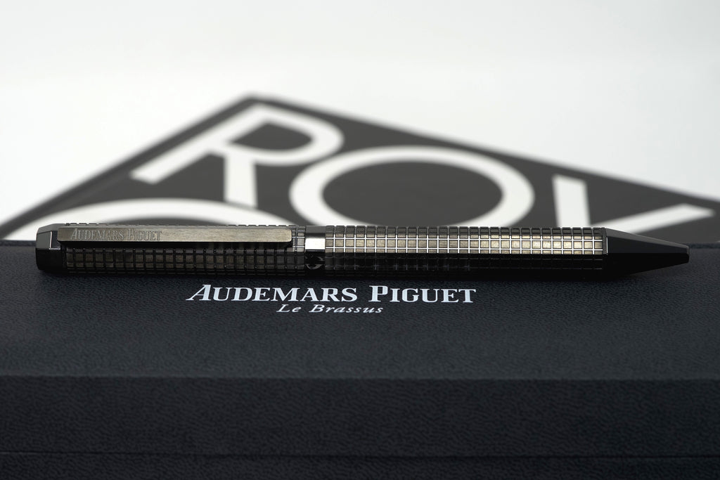 Audemars Piguet Royal Oak Black Ceramic Pen New