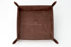Audemars Piguet Royal Oak Brown Leather Catchall Tray