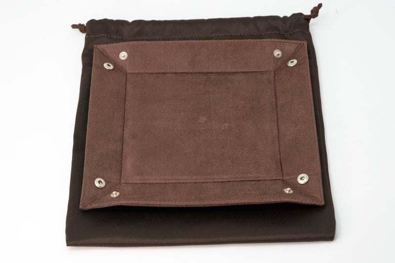 Catchall Tray by Luxury Brand Audemars Piguet Italian Leather Tray