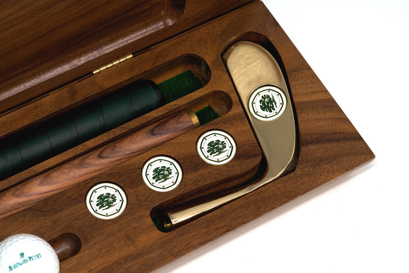 Vintage Audemars Piguet Royal Oak Golf Club Set For Sale By Time Traders