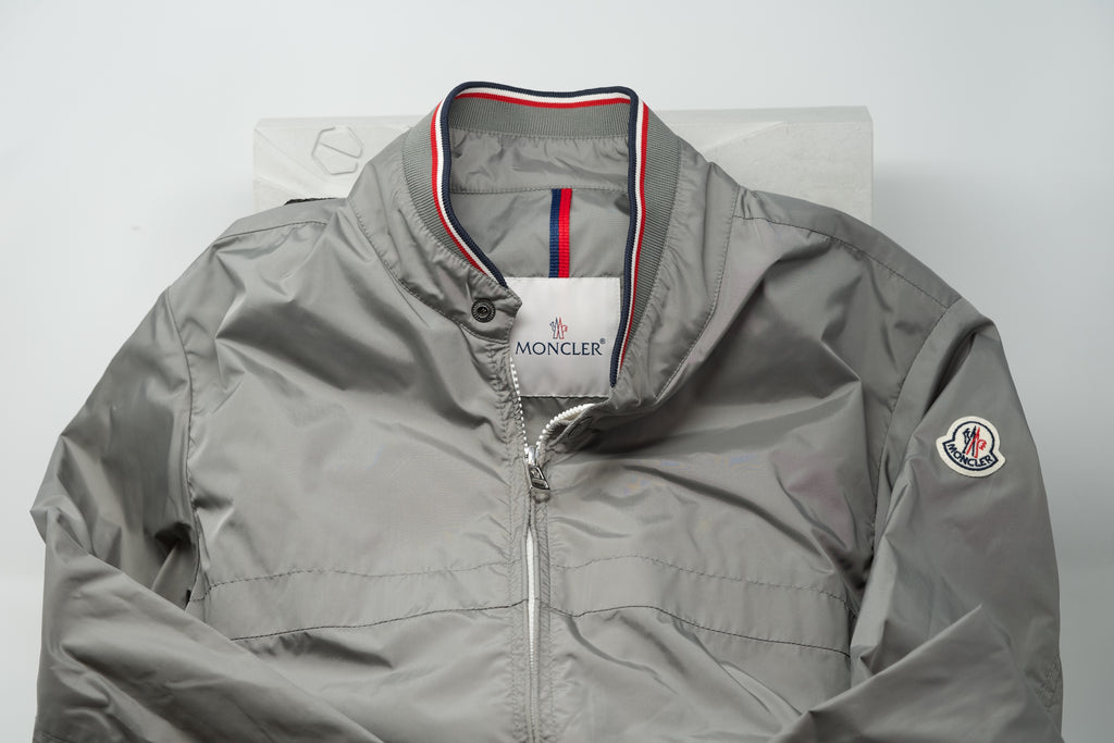 Rare Audemars Piguet and Moncler Mens Designer Jacket Collaboration in Grey with Luxury Style Made in France For Sale Online by Time Traders