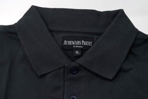 Authentic AP PGA Golf Tour Polo Black Cotton For Sale Online Exclusive VIP Gift Available at Time Traders Online