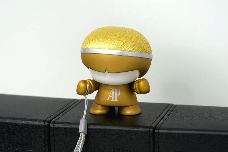 Gold Xoopar Mini BlueTooth Speaker Audemars Piguet Yellow Gold Rare Art Piece for Sale Online