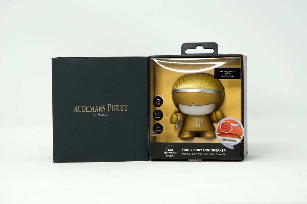 Limited Edition Audemars Piguet Yellow Gold Xoopar Speaker Gift for AP VIP Collectors For Sale