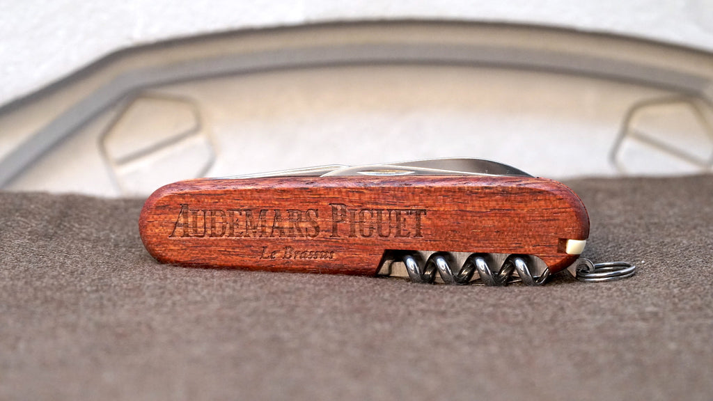 Audemars Piguet Swiss Army Knife Made in Switzerland