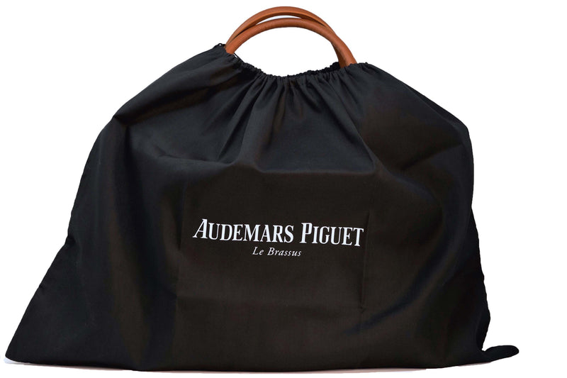 Real Audemars Piguet Luxury Leather Handbag with Audemars Piguet Dust Bag Exclusively Available at Time Traders Online