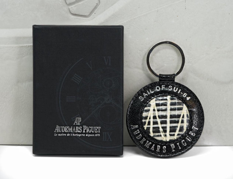 Audemars Piguet Royal Oak Offshore Limited Edition Alinghi Keychain For Sale at TimeTradersOnline.com