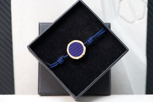Rose Gold Audemars Piguet Royal Oak Bracelet Navy Blue Dial