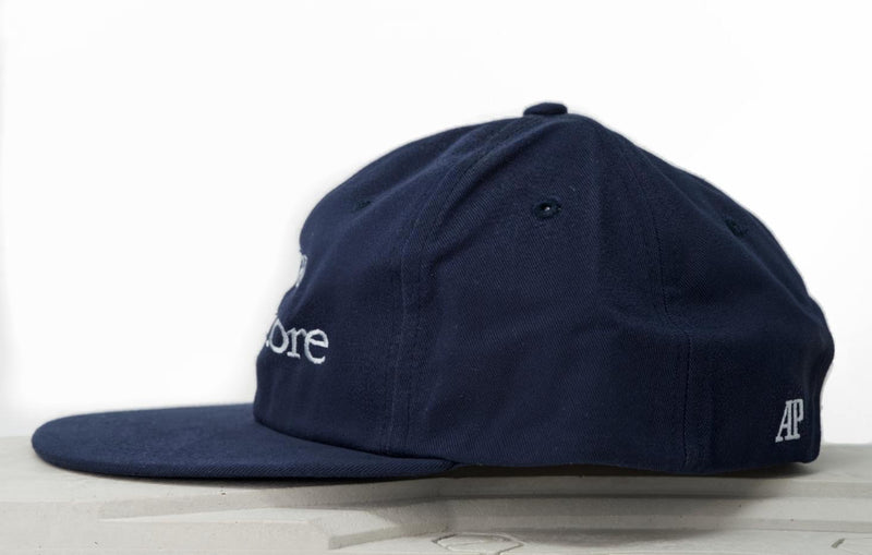 Real and Authentic Retro Audemars Piguet Royal Oak Offshore Cotton Sports Hat Available in Navy and White