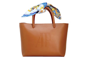 Audemars Piguet Rare Leather Handbag for VIP Client Available at TimeTradersOnline.com