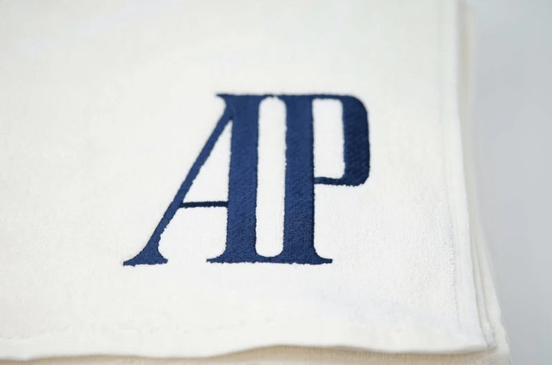 Audemars Piguet Royal Oak White Cabana Luxury Towel