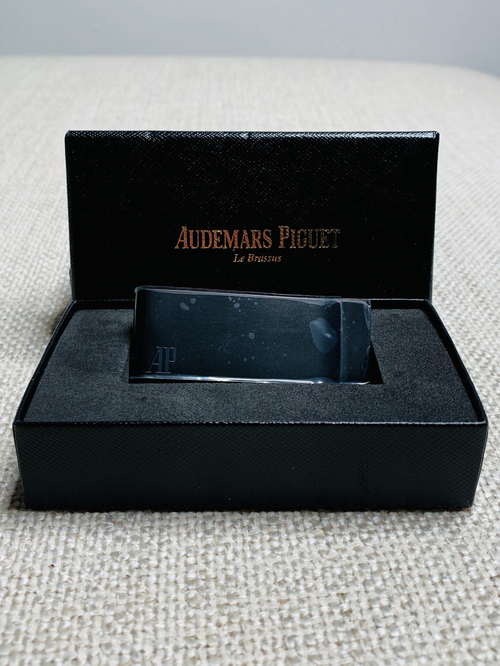 Audemars Piguet Carbon Coated Money Clip