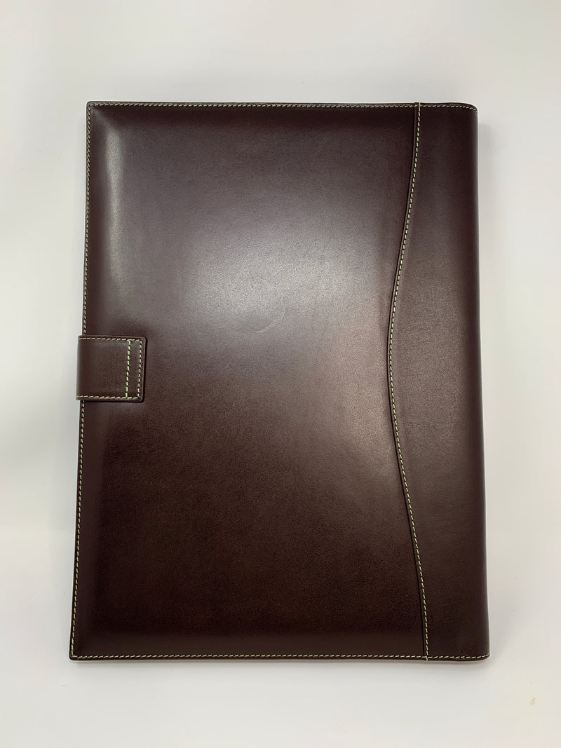 audemars piguet brown leather book
