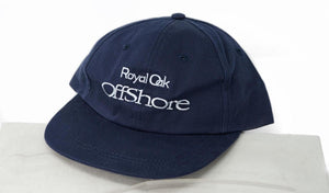 Royal Oak Offshore Blue and White Cotton Hat For Sale at Time Traders Online