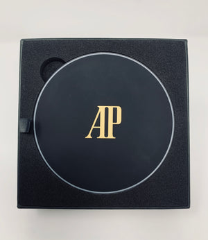 Gold AP Wireless Charging Pad for iPhone Android Certified