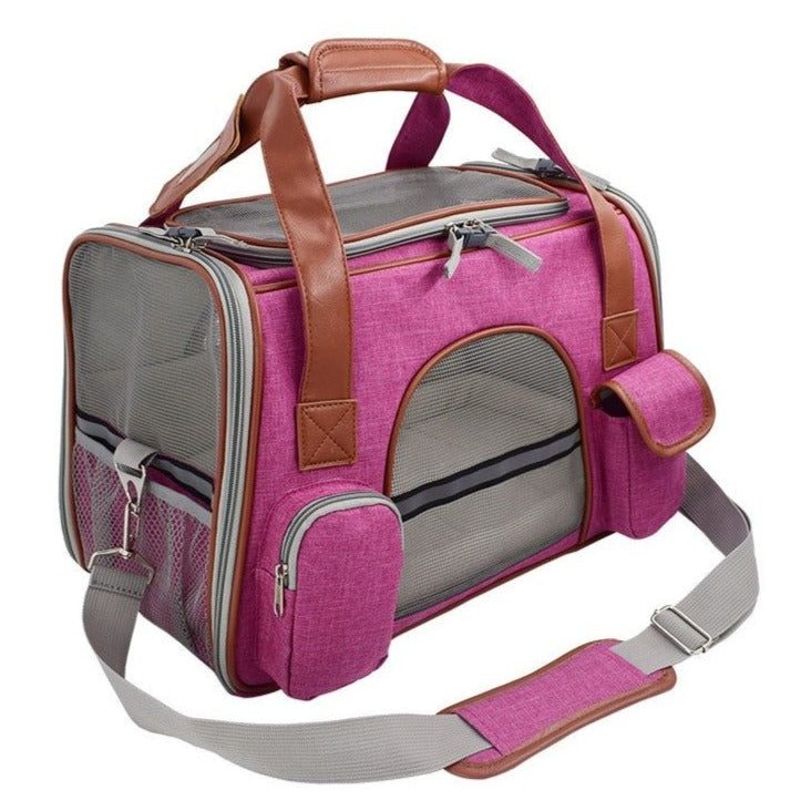 Travel Pet Carrier-Outdoor-Alfy & Co-Alfy & Co