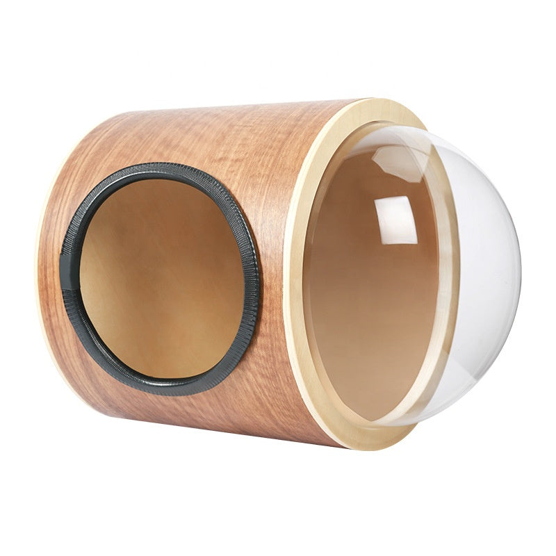 Wooden Space Capsule-Playing-Alfy & Co-Alfy & Co