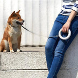 Ring dog leash with led light-Outdoor-Alfy & Co-Alfy & Co
