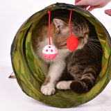 Interactive cat tunnel-Playing-Alfy & Co-Alfy & Co