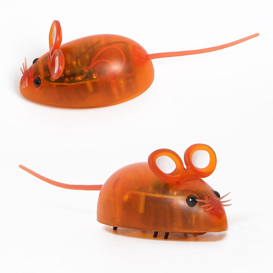 Electronic mouse toy-Playing-Alfy & Co-Alfy & Co