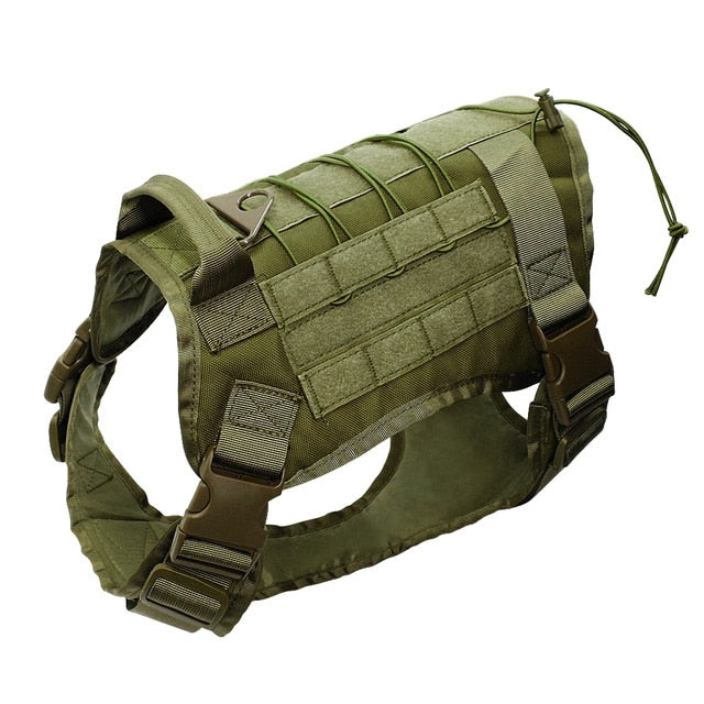 Tactical military service dog vest-Outdoor-Alfy & Co-Alfy & Co