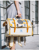 Fashionable high quality cat or dog carrier-Outdoor-Alfy & Co-Alfy & Co