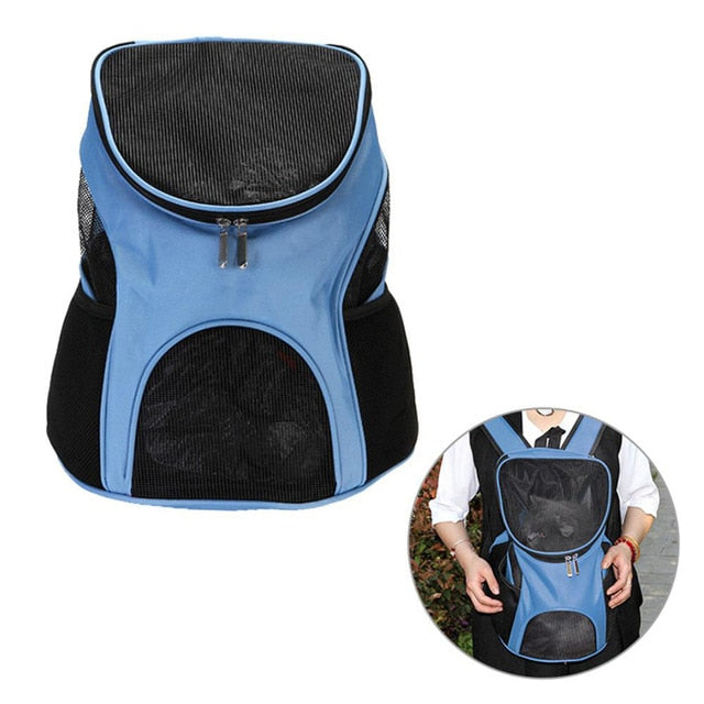 Front backpack carrier-Outdoor-Alfy & Co-Blue-Alfy & Co