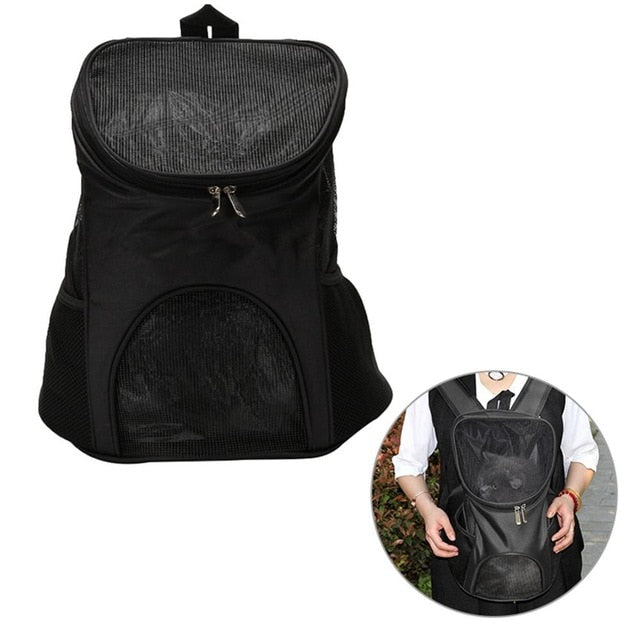 Front backpack carrier-Outdoor-Alfy & Co-Black-Alfy & Co