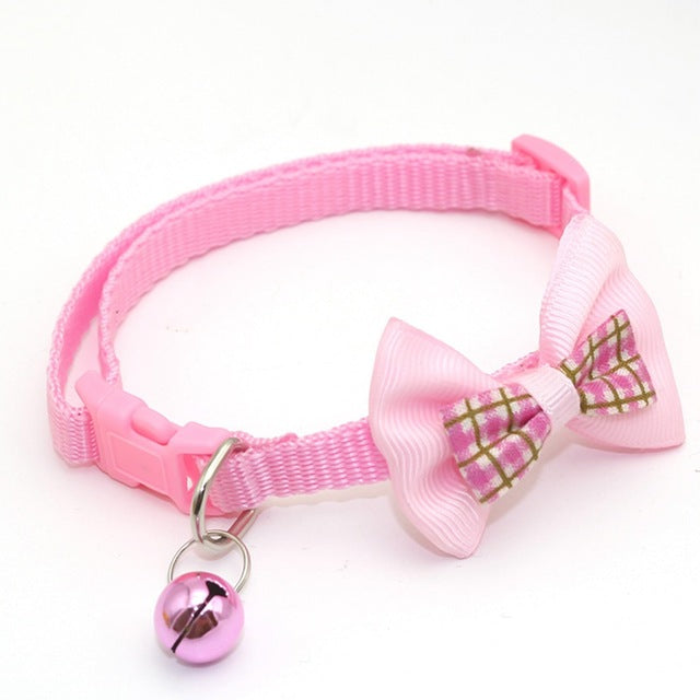 Cat collar with bow tie-Beauty-Alfy & Co-Alfy & Co