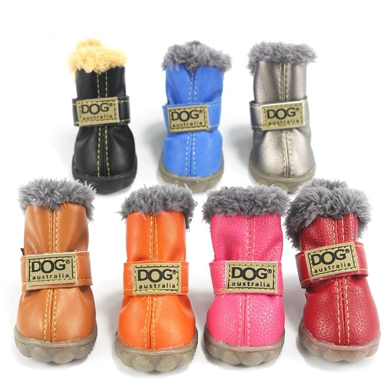 Warm winter dog boots-Outdoor-Alfy & Co-Alfy & Co