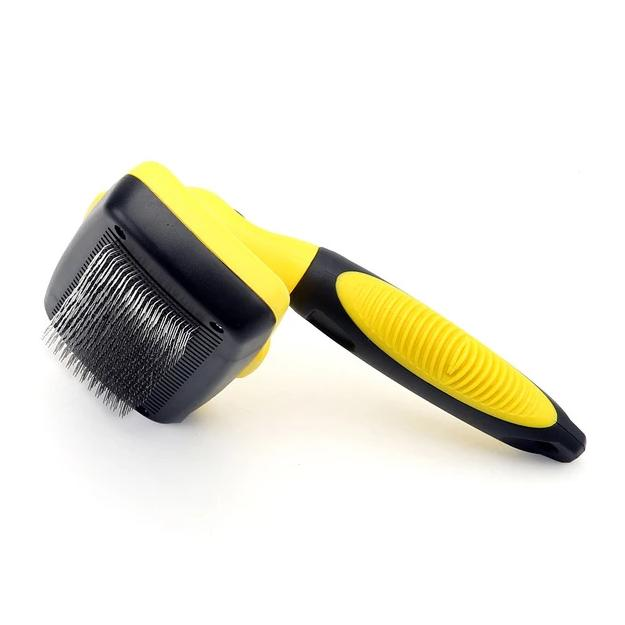 Self cleaning pet grooming comb-Humans-Alfy & Co-Alfy & Co