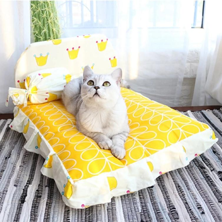 Cute cat bed-Sleeping-Alfy & Co-Alfy & Co