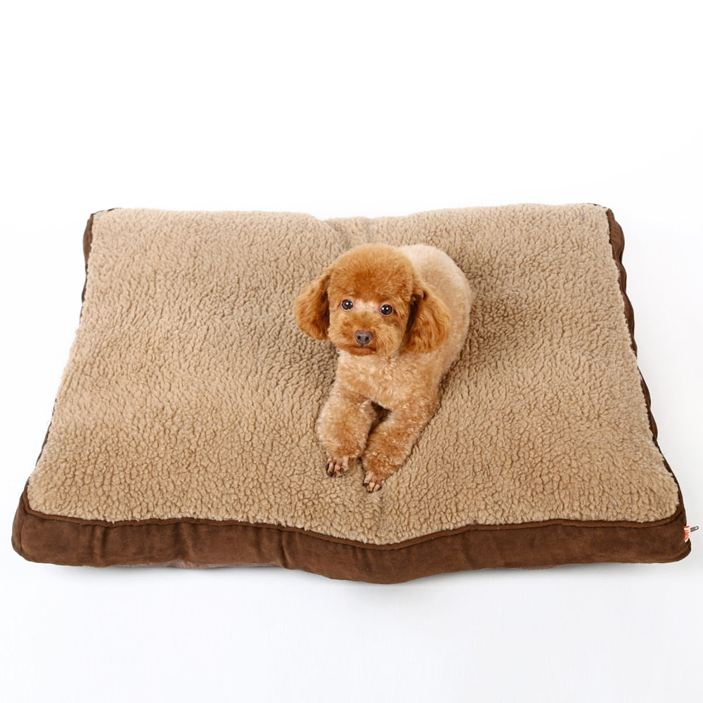 Comfortable dog bed with washable cover-Sleeping-Alfy & Co-Alfy & Co