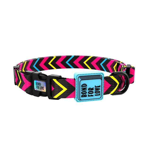Bond For Love hondenhalsband-Outdoor-Alfy & Co-Neon-S-Alfy & Co