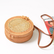 Load image into Gallery viewer, Olivia Woven Bag - Elarah