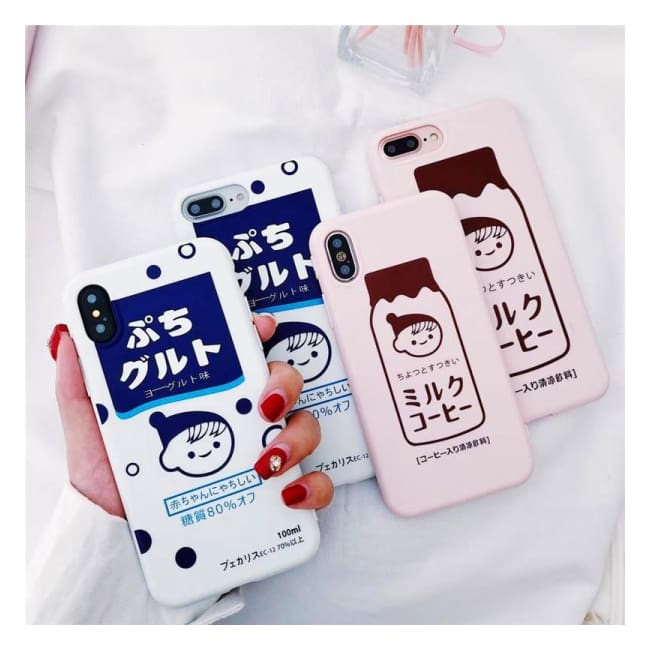 ... Japanese Milk Carton iPhone Case - Elarah - Clothes For Women That Like  Missguided And Online ... 37ef6e49d