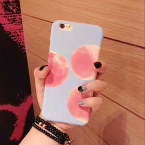 Peachy iPhone Case - Elarah