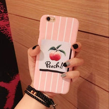 Load image into Gallery viewer, Peachy iPhone Case - Elarah