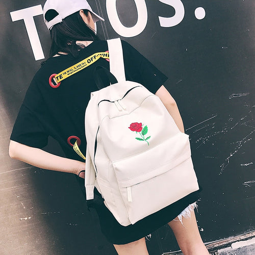 Rose Backpack - Elarah