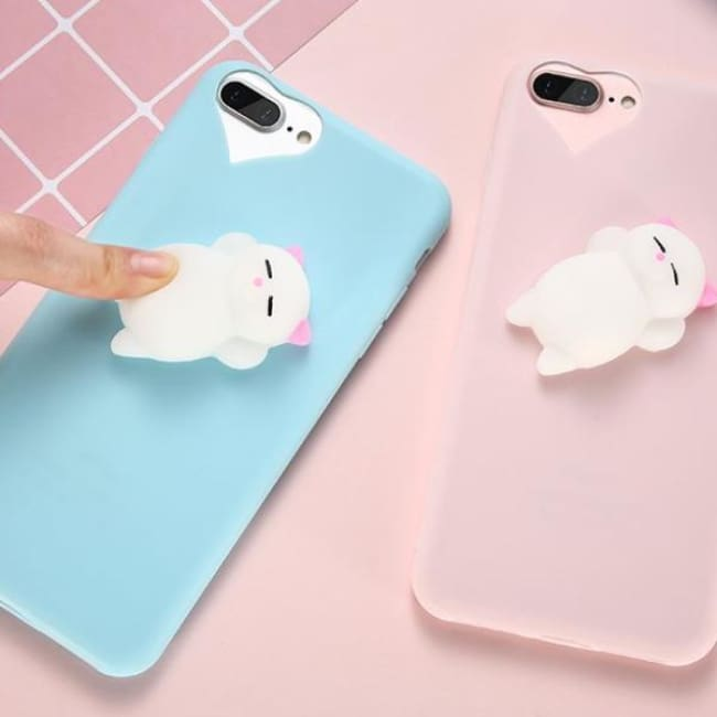 ... Squishy Animal iPhone Case - Elarah - Clothes For Women That Like  Missguided And Online Fashion ... 27d02bf78
