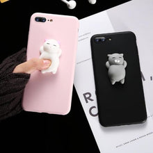 Load image into Gallery viewer, Squishy Animal iPhone Case - Elarah