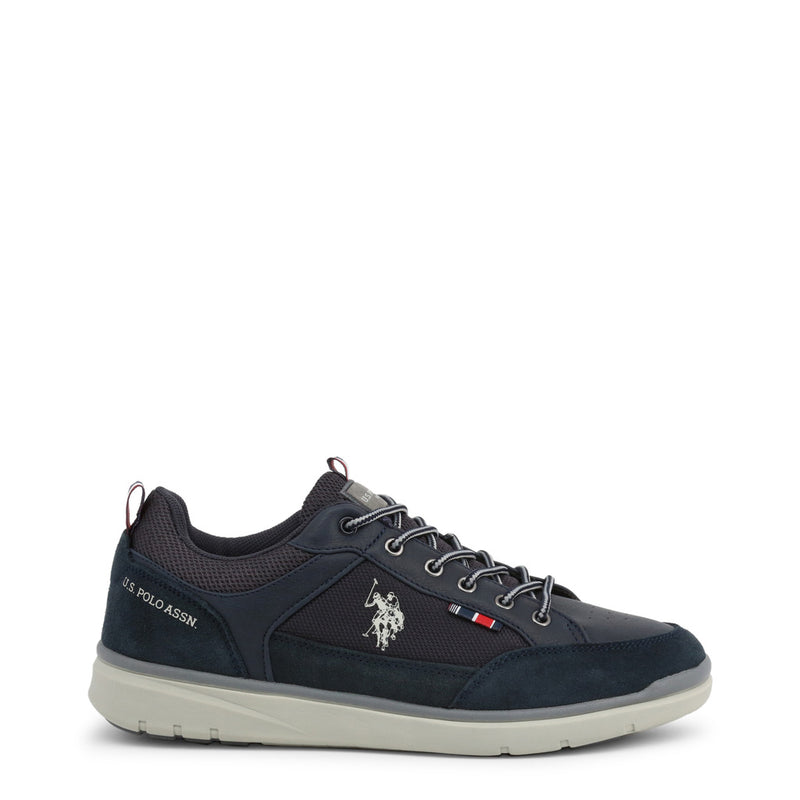 U.S. Polo Assn. Men's Trainers Black YGOR4129S0_YM1