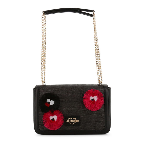 Love Moschino Shoulder Bag Black JC4283PP07KI