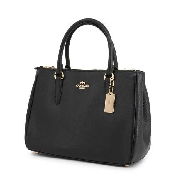 Coach Handbag Black F44958