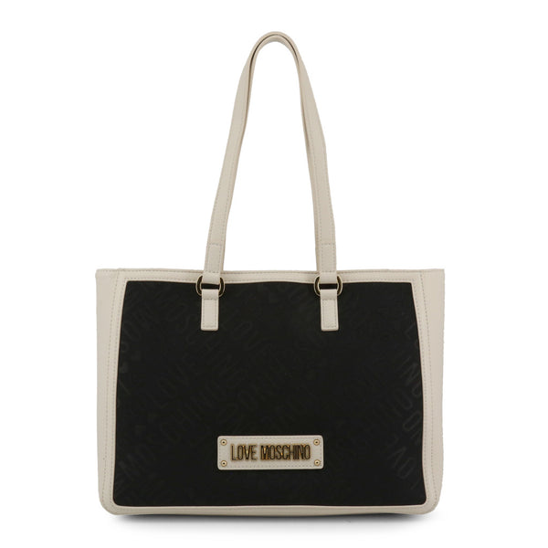Love Moschino White Shoulder Bag JC4019PP17LC