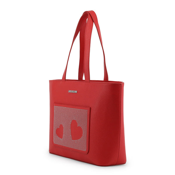 Love Moschino Red Bag JC4109PP16LT