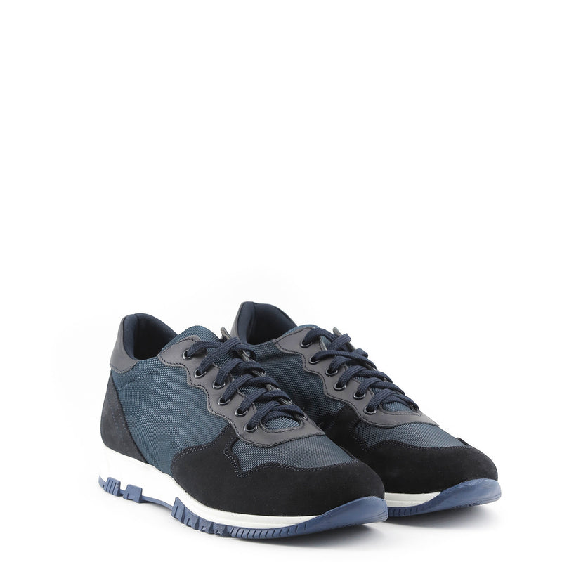 Made in Italia Men's Trainers Navy ALESSIO