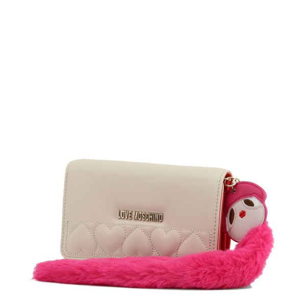 Love Moschino Clutch Bag Pink JC5616PP18LO