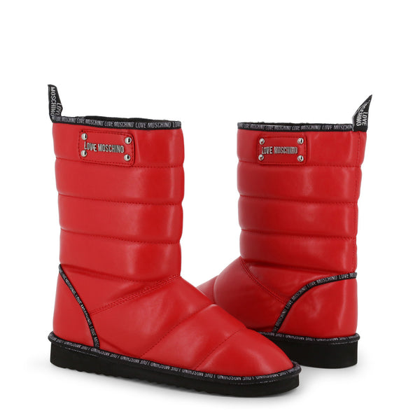 Love Moschino Ankle Boots Red JA24203H08JA