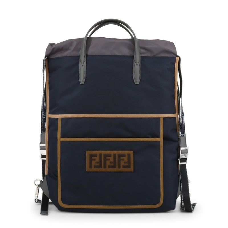 Fendi Backpack Black 7VZ040A1R3F11QG Unisex